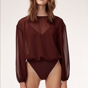 Wilfred talmont body suit